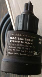 Bitzer oil level control electronic- Bộ bảo vệ mức dầu điện tử máy nén trục vít Bitzer