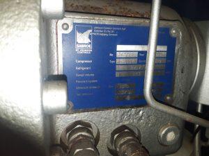 Máy nén Sabroe/Johnson control SMC 104L