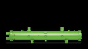 shell & tube evaporator